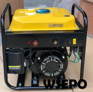 Battery-Charging-Generator Gasoline Electric DC 72V with Automatic-Start-Function Applied