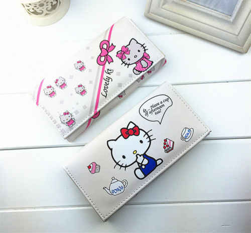 Nova Hellokitty Carteira & Clutch Bag KX-W8613