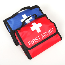 ФОТО Portable First Aid Emergency Medical Kit Survival Bag Empty Medicine Storage Bag Thirty percent of the package