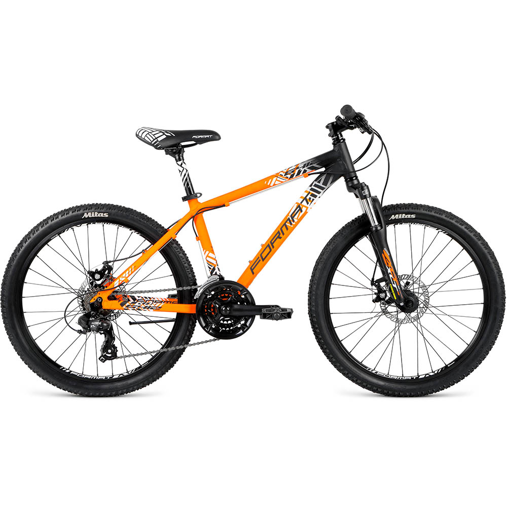 Bicycle FORMAT 6412 (24 21 IC. Growth OS) 2017-2018