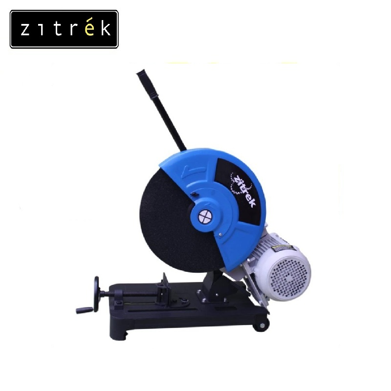 цена на Cutting machine Zitrek COM-400/220  Cut metal Slitting cutter Flat saw Rotary saw Saw wheel Working Wood