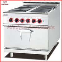 EH887A Electric Range With 4 Hot Plate With Oven