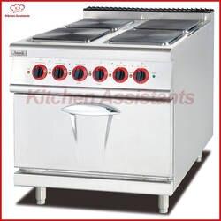 EH887A электрическая плита с 4 горячая пластина с духовкой