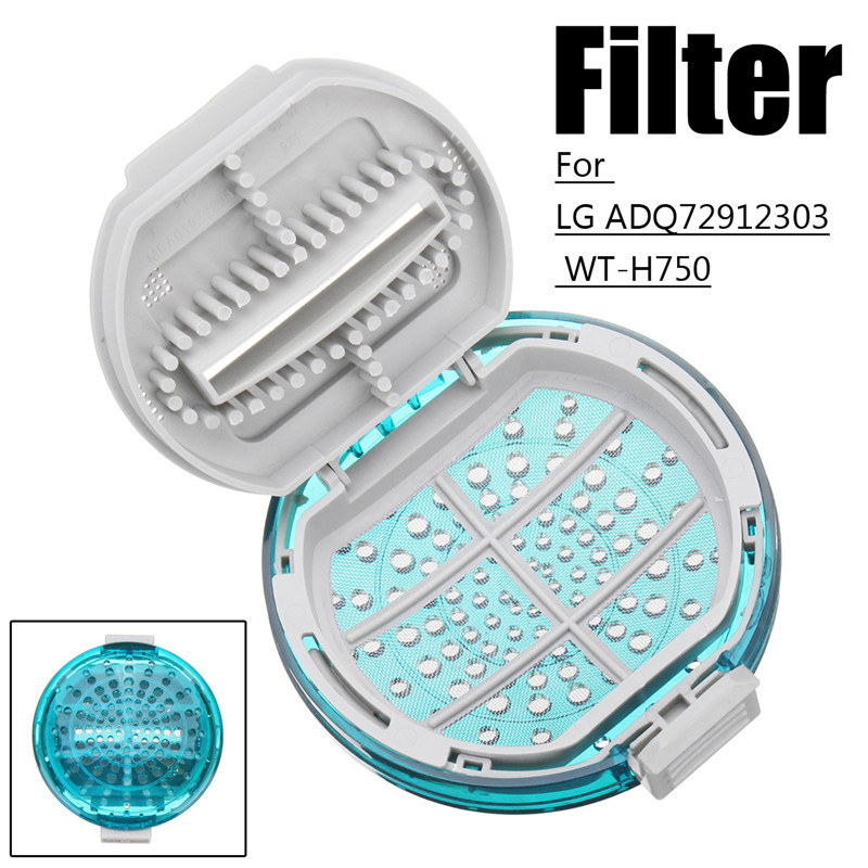 Washing Machine Lint Filter For LG Original Accessories For ADQ72912303 for WT-H750 Bag Clothing Cleaning Necessary Laundry Ball
