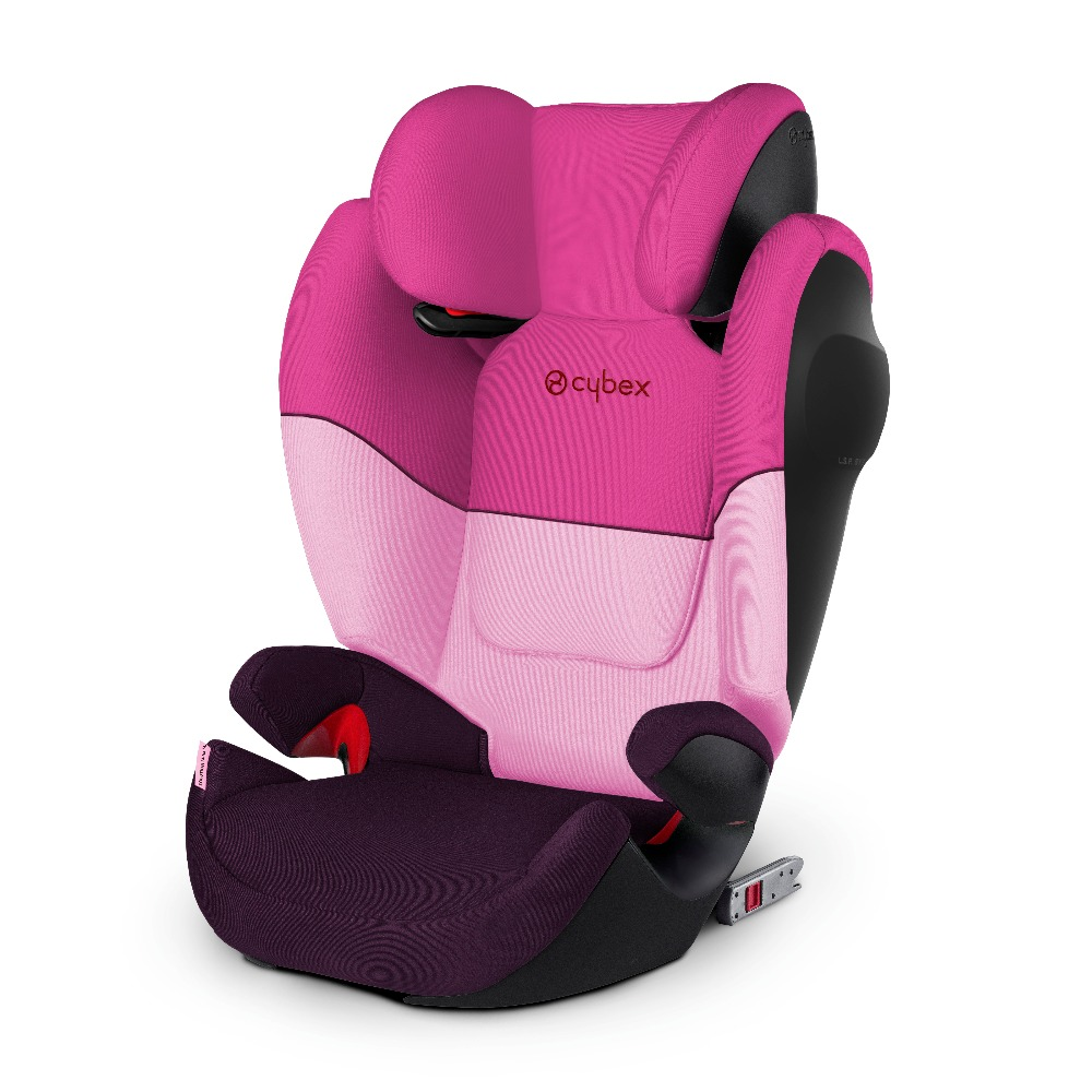 Child car safety seat Cybex Solution M-Fix SL 2/3 15-36 kg 3 up to 12 years chair baby car seat