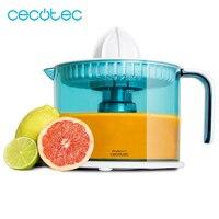 Cocotec zitruseasy basic juicer elétrico 40 w dois cones removíveis bocal gotejamento sistema inclui capa de poeira fácil salvar para máquina de lavar louça