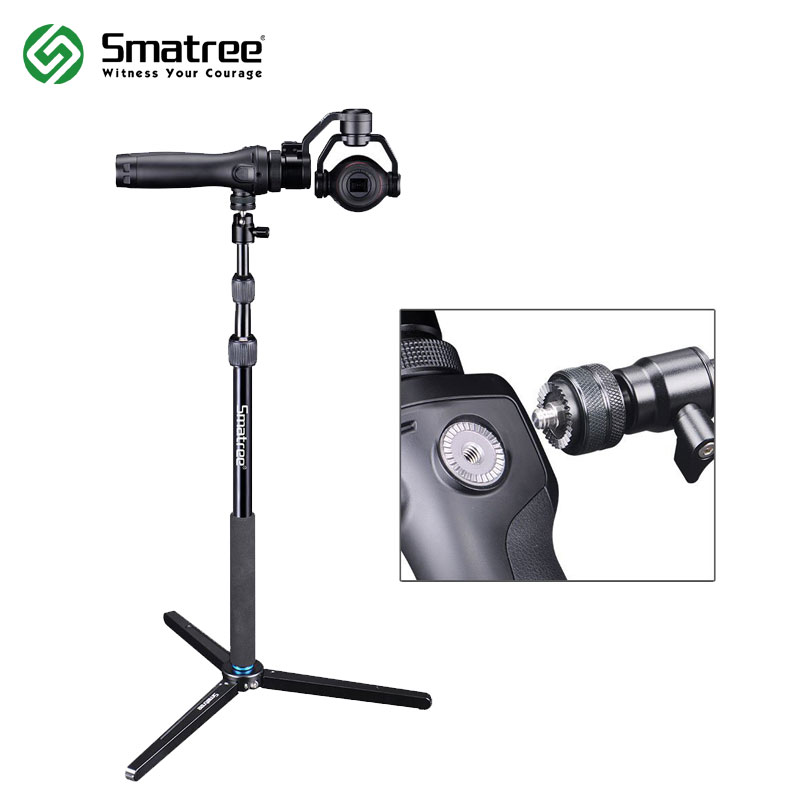 Smatree SmaPole DS1 Extendable Stick with Tripod for DJI OSMO/PRO/RAW, OSMO MOBILE smatree smapole x1 профессиональный монопод black