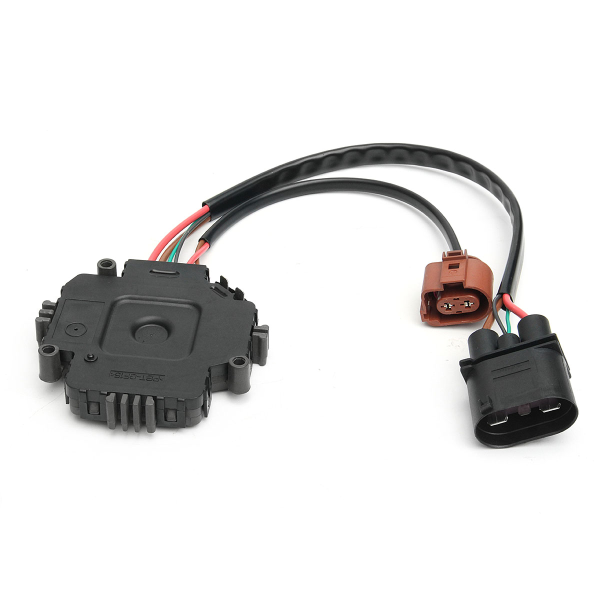 Car Radiator Cooling Fan Control Module For Vw Gti Golf