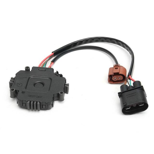 car radiator cooling fan control module  vw gti golf jetta  audi  tt cf  car