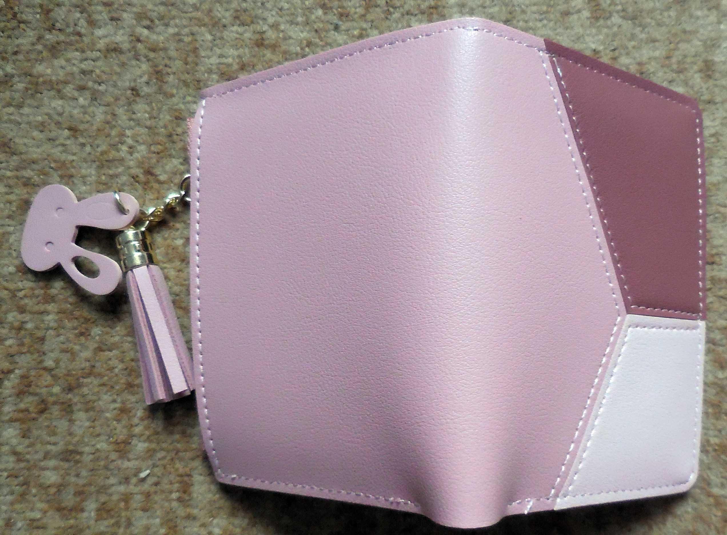 Джордано женщины; Подкладка Материал:: Полиэстер; женщины портмоне; бумажник женщин;