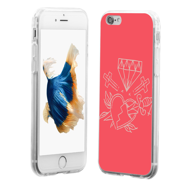 coque iphone 8 plus coeur brise