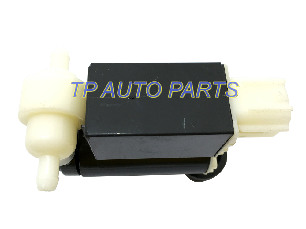 Holdwell Windshield Washer Pump 050210-1440 060210-1470 060210-1480 for Acura Honda Accord Element Pilot Subaru Chevrolet Chrysler Dodge Suzuki