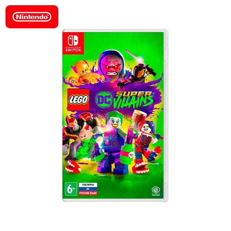 Game Deals Nintendo Switch LEGO DC Super-Villains game deals nintendo super smash bros for nintendo 3ds