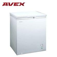 Морозильный ларь AVEX CF 200, встроенный замок, 1 корзина, класс А,  мощность заморозки 6,5 кг, температурный режим - 15 - 28 С
