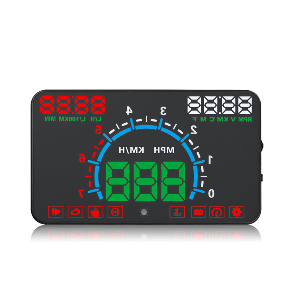 Nissan Altima Obd Port Car Maintenance Console Cover Replacement Obd2 Wiring Diagram For G35 Geyiren E350 58 Screen Auto Obdii Hud Head Up Display Km Rhaliexpress