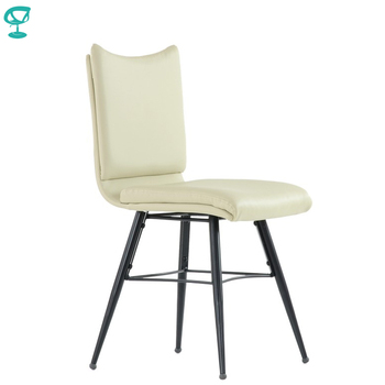S99L3PuBeige Barneo S-99 Eco-Skin Kitchen Breakfast Interior Stool Bar Chair Kitchen Furniture Beige free shipping in Russia
