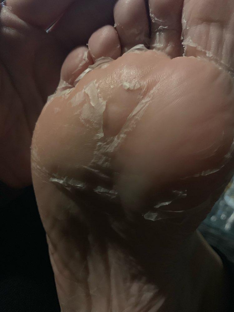 BABI FEET - EXFOLIATING FOOT MASK