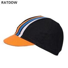 Быстросохнущая полиэфирная велосипедная шапка для верховой езды, шапки для горного велосипеда, велосипедные кепки для мужчин и женщин, дышащие многоцветные, свободный размер