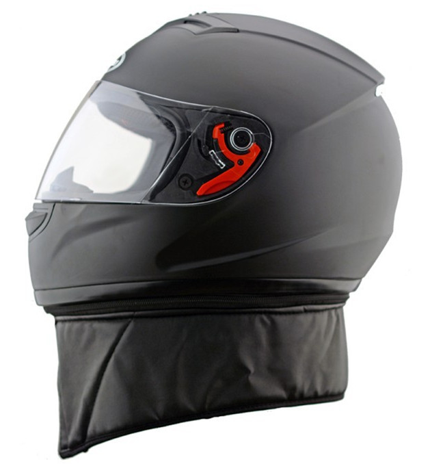 Motorcycle full face helmet Snowmobile ATV Motorbike Street Bike Motor Riding Racing with Clear for winter