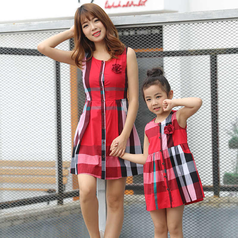 57c1929aeb3 Family matching mother daughter mommy and me clothes family look korean  fashion clothing wear girl women