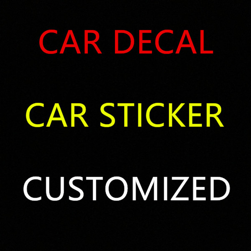 Compare Prices On Custom Sticker Car Online ShoppingBuy Low - Order custom stickers online