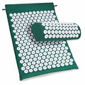 Body Head Foot Massager Cushion Acupressure Mat Relieve Stress Pain Acupuncture Spike Yoga Mat With Pillow Dropshipping