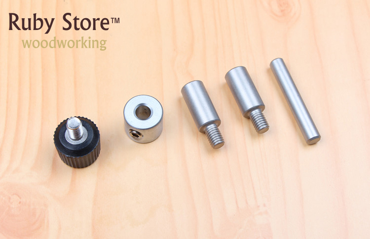 Circle Cutting Jig  For Small Routers/Trimmers