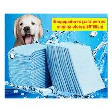 Empapadores para perros elimina olores 60 * см 60 см. Toallitas де entrenamiento para mascotas. Tamano 60×60 см, 30 unidades