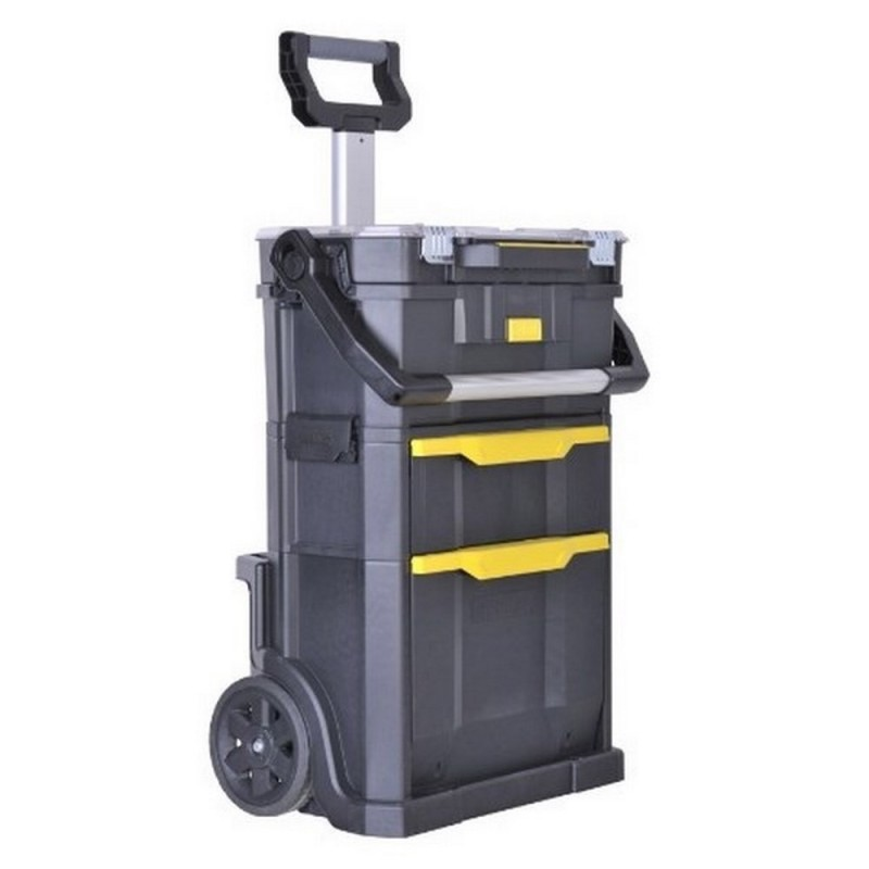 STANLEY STST1-79231-Workshop Mobile Modular With Toolbox 2 In 1