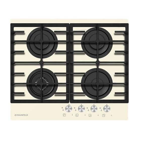 Cooking panel MAUNFELD MGHG 64 17 IL Ivory все цены