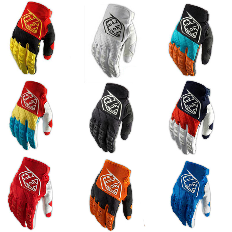 NEW Professional Sport Full finger Motorcycle Gloves guantes Moto cycling Motocross Gloves guantes racing racmmer cycling gloves guantes ciclismo non slip breathable mens