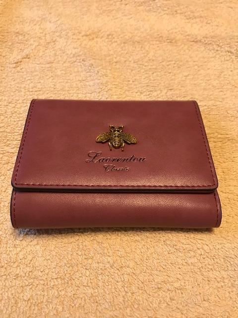 LAORENTOU Retro Multi-Function Wallets Split Leather Wallet Lady Wallet Fashion Women Wallets Simple And Stylish Women Purse photo review
