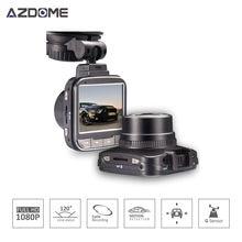 """Azdome G50 Автомобильный видеорегистратор авто Камера Новатэк 96650 Чип Full HD 1080 P 30fps регистраторы 2.0 """"ЖК-g- Датчик WDR Автомобильный видеорегистратор H15"""