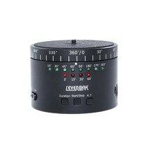 Sevenoak Electronic 360 Automatic Lapse Panoramic Tripod Ball Head for GoPro&Action Canon/ Nikon/ Sonny/Pentax DSLR Cameras
