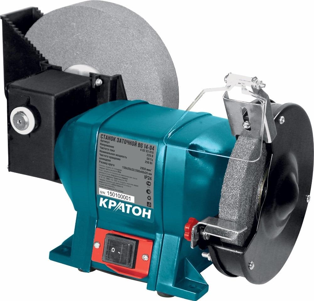 Grinding machine Kraton BG 14-04 цена в Москве и Питере