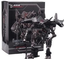 Transformation Movie 2 Revenge of the Fallen Jetfire Skyfire GOD01 Leader Japan Metal Coating Edition Action Figure Robot Toys