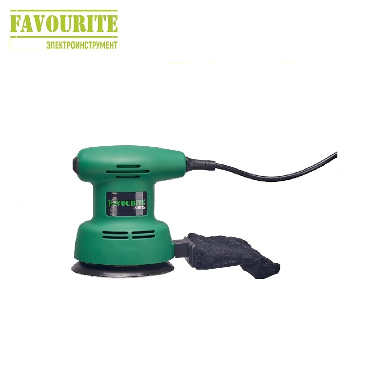 Orbital Grinder Favourite OS 500/125 Electric portable grinder Angle drive grinder Disk sander Orbital sander Rubbing machine orbital grinding sander patriot os 125
