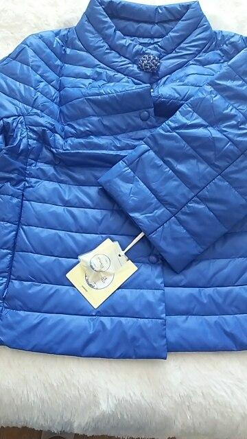 MIEGOFCE 2019 New Spring Short Jacket Women Fashion Coat Padded Cotton Jacket Outwear High Quality Warm Parka Women's Clothing