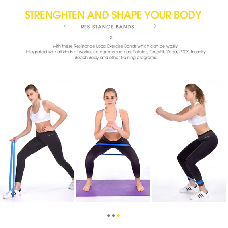 JAYSON Γιόγκα Αθλητισμός Ελαστικός - Fitness και bodybuilding - Φωτογραφία 5