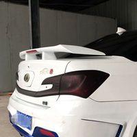 Universal auto Heckspoiler Spoiler Mit Led Licht ABS Material Auto Heckflügel Primer Heckspoiler Für Volvo S60 Spoiler 2012 + Spoiler & Flügel    -
