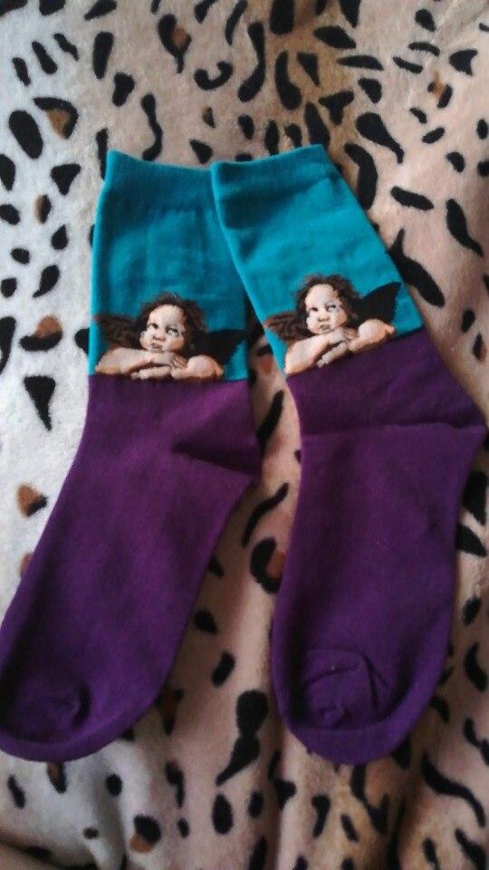 носок; носок; случайные; новизна подарок;