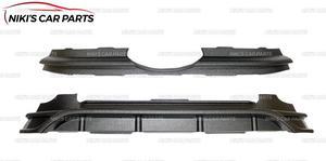 Image 2 - Inverno tappi per Lada Granta 2018  on anteriore radiatore e paraurti ABS di protezione in plastica accessori auto davanzale di protezione styling