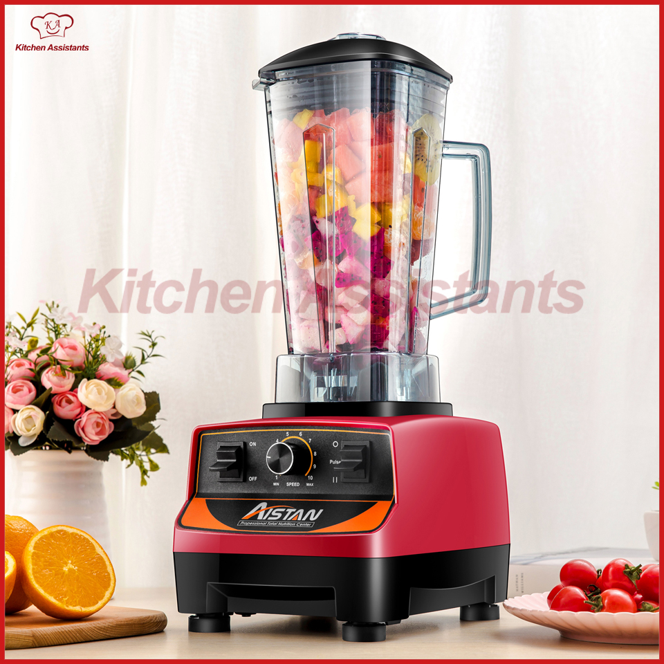 A5200 Commercial powerful electric multifunctional smoothie ice juice fruit blender with bpa mixer blender 3HP commercial blender mixer juicer power food processor smoothie bar fruit electric blender ice crusher