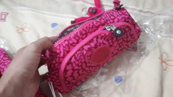 4 Pcs/Set Fashion Original School Backpack for Teenage Girl Boy Backpack Schoolbag Waterproof Women Laptop Nylon Travel kiple photo review