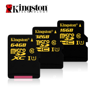 Kingston Usb Flash Drive Digital 16GB 32GB 64GB CL10 UHS I 90R 45W MicroSDHC Card SDCA10