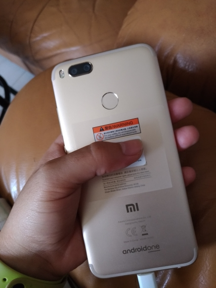 Xiaomi Mi A1 4GB RAM 32GB Smartphone Snapdragon 625 Cellphone 5.5 Inch Dual Cameras 12MP LTE 4G Android One Global Version