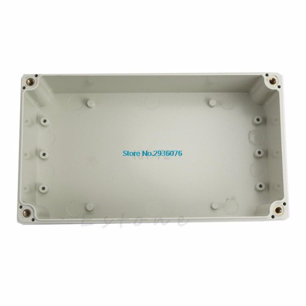 OOTDTY водонепроницаемый прозрачный электронный проект коробка корпус пластиковый чехол 158x90x60 мм APR5