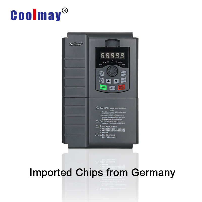 Coolmay VFD variable frequency drive inverter three phase 380v for electric move equipment