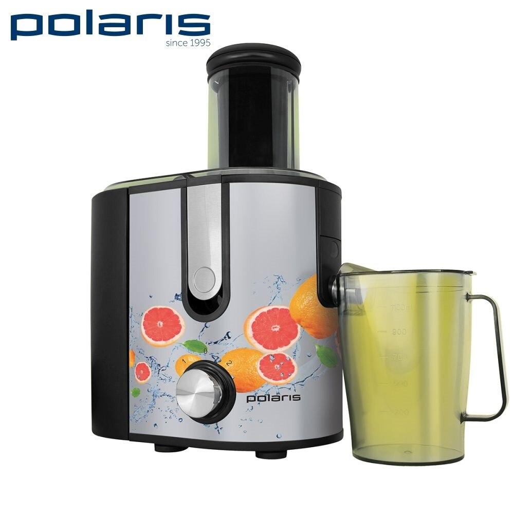Juicer Polaris PEA 1241 Electric Juicer kitchen juice extractor Juicer Press for citrus Household appliances for kitchen stainless steel juice extractor automatic orange juice machine slow juicer smoothie maker