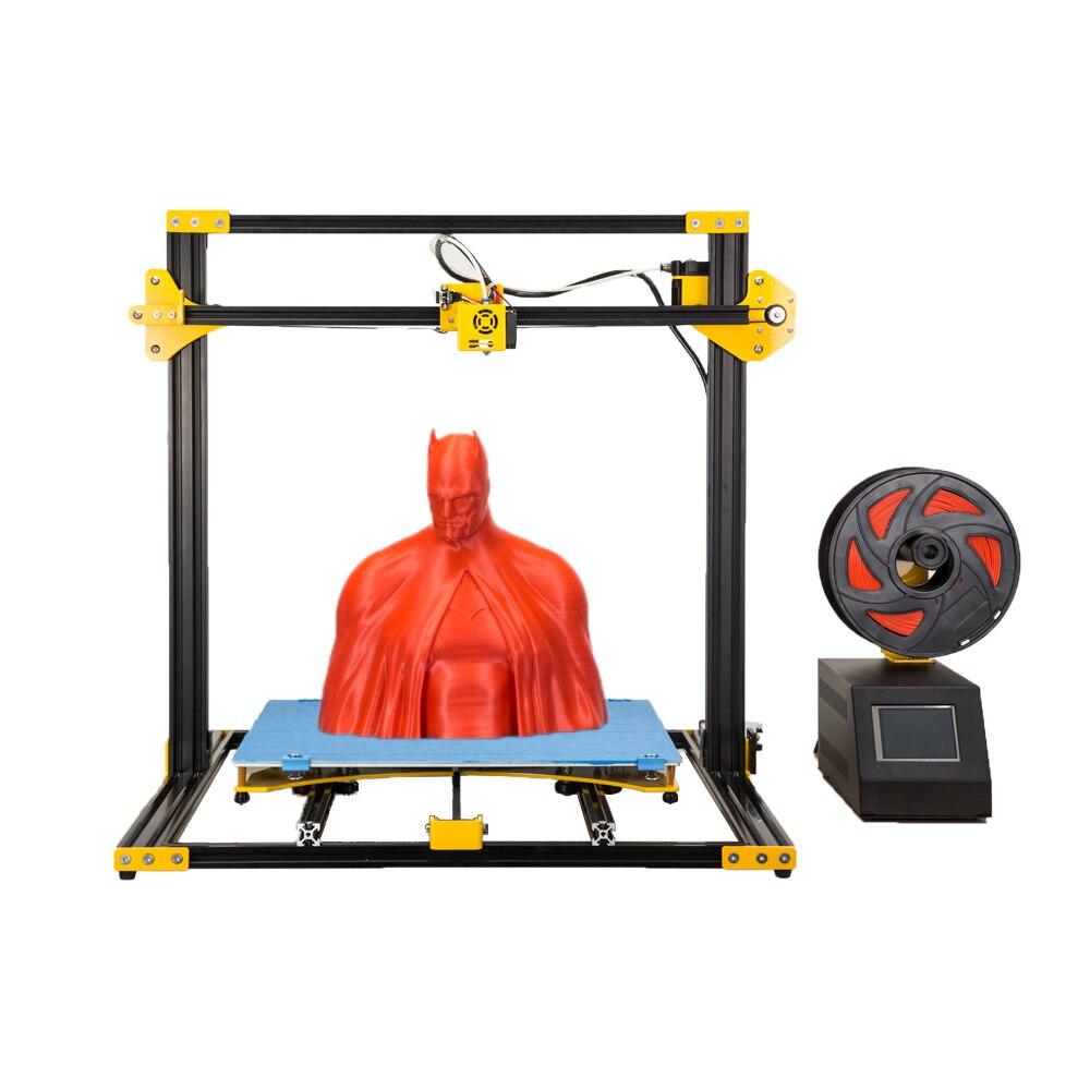 Large Printing Size Sunhokey S3 Metal 3D Printer DIY Kit 420x420x400 for 3D Printing